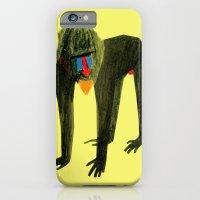 Mandrill iPhone 6 Slim Case