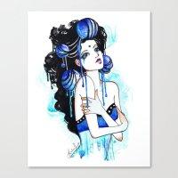 Sashi Canvas Print