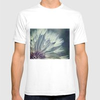 Graceful Exit Mens Fitted Tee White SMALL