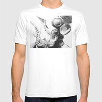 Enterprise-class Aircraf… Mens Fitted Tee White SMALL