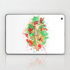 Praying For A Riot Laptop & iPad Skin