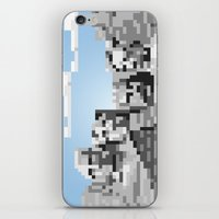 South Dakota Rocks iPhone & iPod Skin