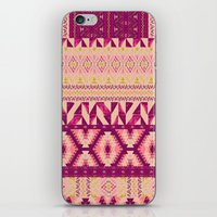 Geo Patched iPhone & iPod Skin