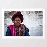 Antigua Art Print