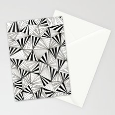 Party Triangles Stationery Cards