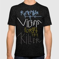 Sometimes History Should… Mens Fitted Tee Tri-Black SMALL
