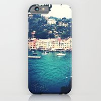 A vintage day in Portofino iPhone 6 Slim Case