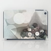 Winter Stars iPad Case