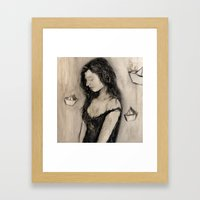 Papership Framed Art Print