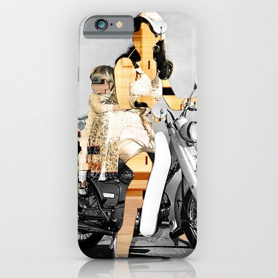 CardinalsRoller Collage iPhone & iPod Case