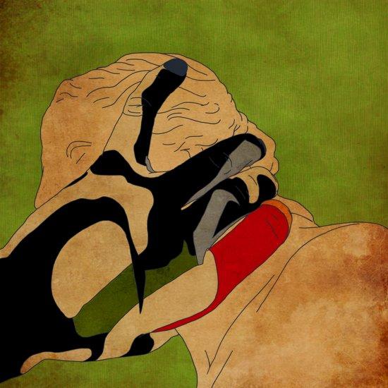GRIM REAPER #2 Art Print
