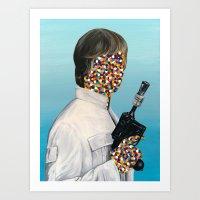 Rebel Scum - 03 Art Print