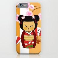 Kokeshi Ai  iPhone 6 Slim Case