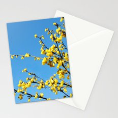 boom boom bloom Stationery Cards