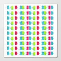 beer party! Canvas Print