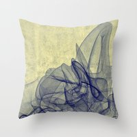 Ebulition Throw Pillow