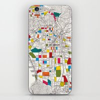 Los Angeles Streets iPhone & iPod Skin