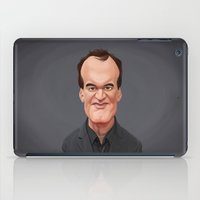 Celebrity Sunday ~ Quent… iPad Case