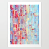 Shapeshifter (Arpeggi Re… Art Print