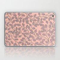 Leafy Pattern Laptop & iPad Skin