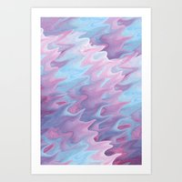 Wave of Terror Art Print