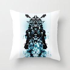 Starblind Throw Pillow