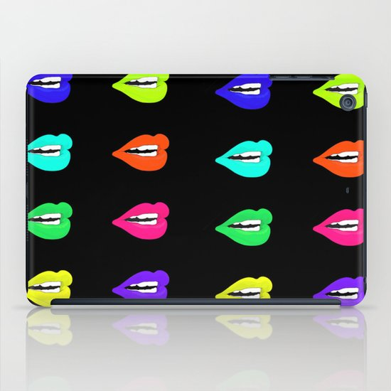 Lips iPad Case
