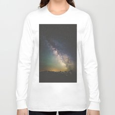 Milky Way IV Long Sleeve T-shirt