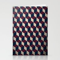 Pop Cube Stationery Cards