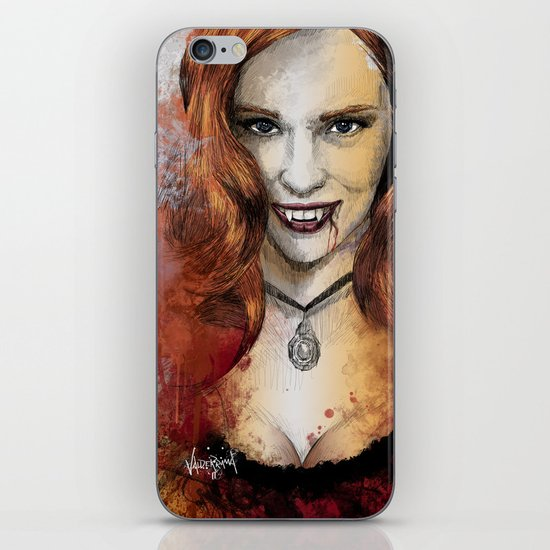 Oh My Jessica - True Blood iPhone & iPod Skin
