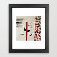 loudcolors Framed Art Print