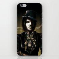 Coup De Poker iPhone & iPod Skin