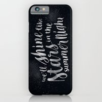 Shine Like Stars - Summe… iPhone 6 Slim Case