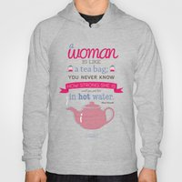 Women And Tea Hoody