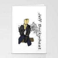 Jeff Buckwheat Stationery Cards