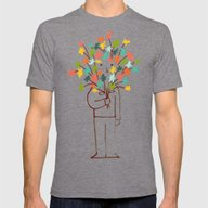 T-shirt featuring I Bring Flowers by Budi Kwan