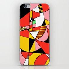 Print #4 iPhone & iPod Skin