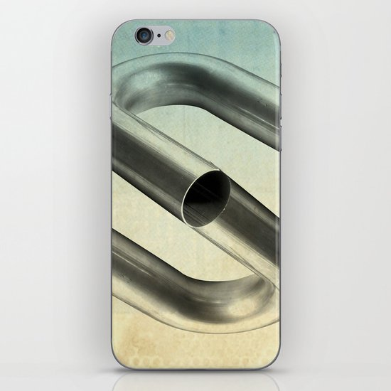 impossible tubes iPhone & iPod Skin