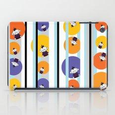 Circles, Stripes & Zombie Matt - Pattern iPad Case