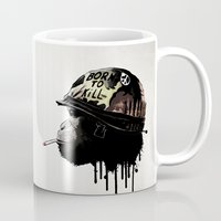 Born to kill Mug