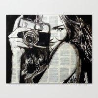 Snap Happy Canvas Print