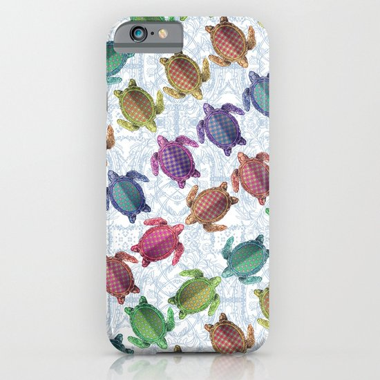 Turtle Frame iPhone & iPod Case