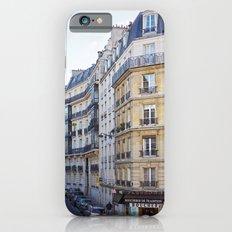 Streets of Paris. Slim Case iPhone 6s