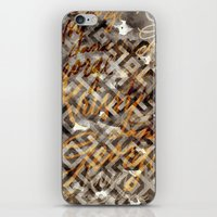 K&G 1 iPhone & iPod Skin