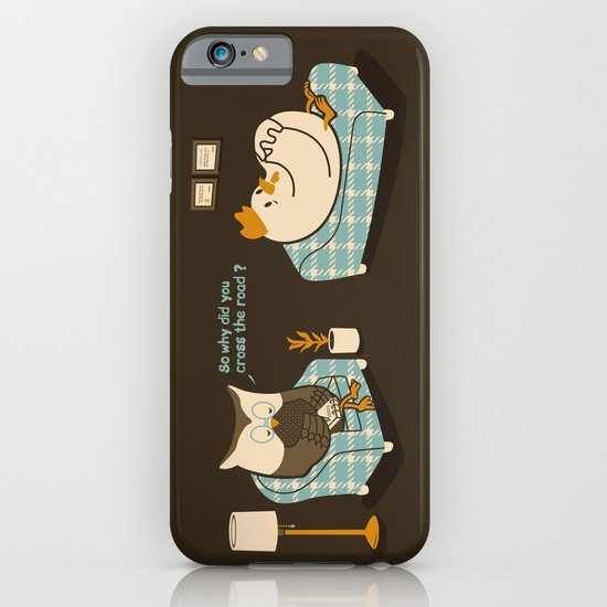And He Just Did Not Have A Clue iPhone & iPod Case