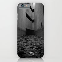 iPhone & iPod Case featuring Masks by Tom Radenz