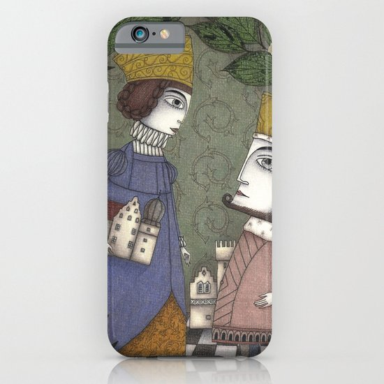 My Father, the King iPhone & iPod Case