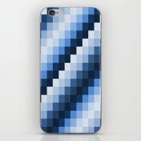 Fuzz Line #2 iPhone & iPod Skin