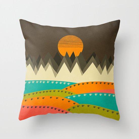 Textures/Abstract 122 Throw Pillow