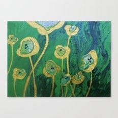 BOORISHNESS Canvas Print